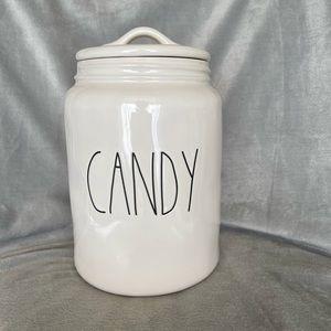 Rae Dunn Candy Canister